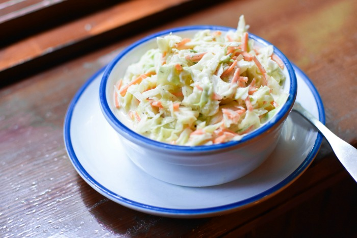 red lobster coleslaw