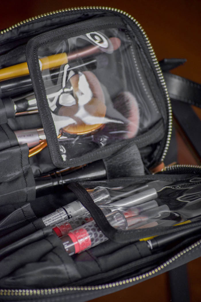 Kinzd Cosmetic Travel Bag