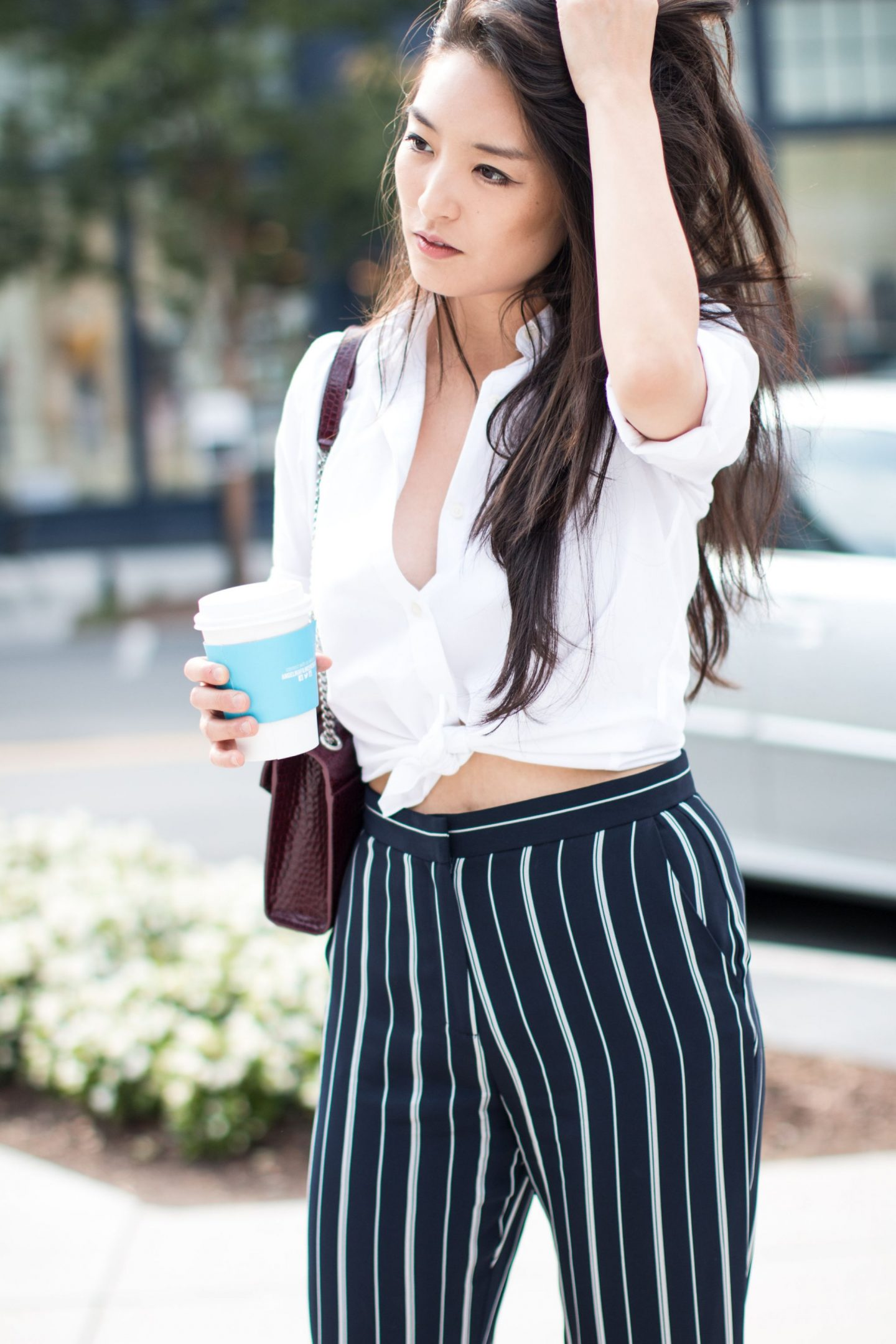 how to look stylish for the office