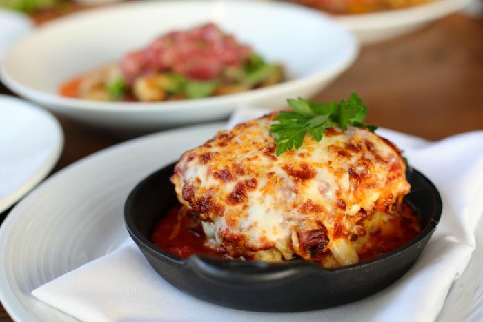 pinstripes bethesda lasagna