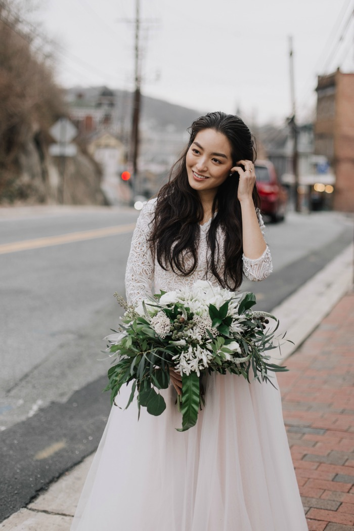 Editorial:  Featured on Mod Wedding