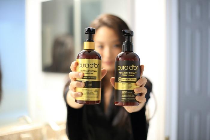 pura dor shampoo review