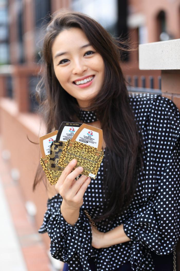 DC Lottery designer bag contest
