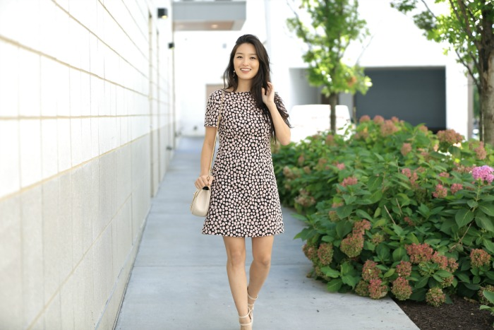 kate spade work friendly dress