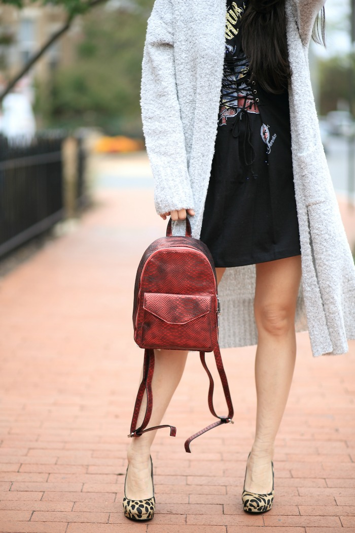 charming charlie backpacks