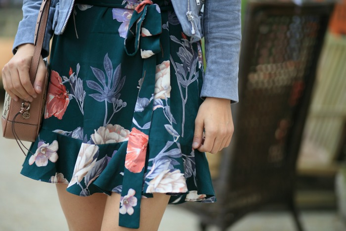 Summery Dresses in the Fall