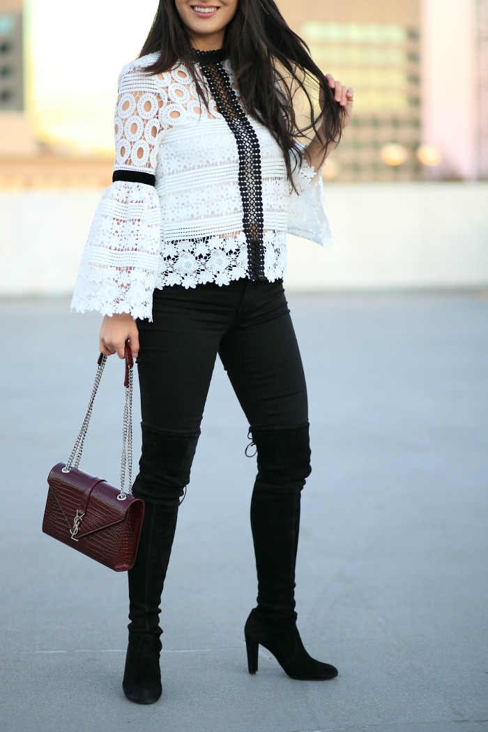 Designer-Inspired Blouse