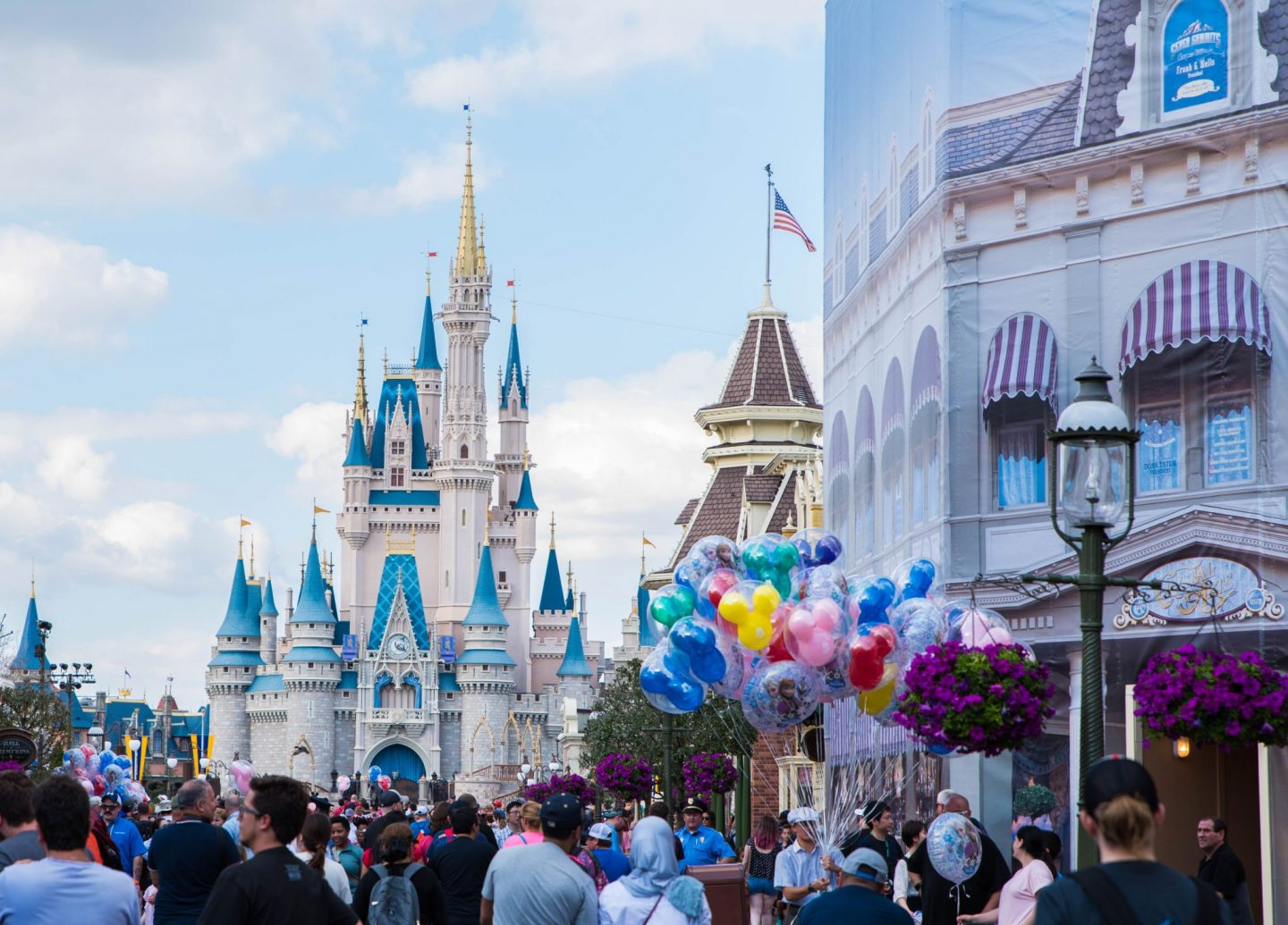 magic kingdom orlando florida