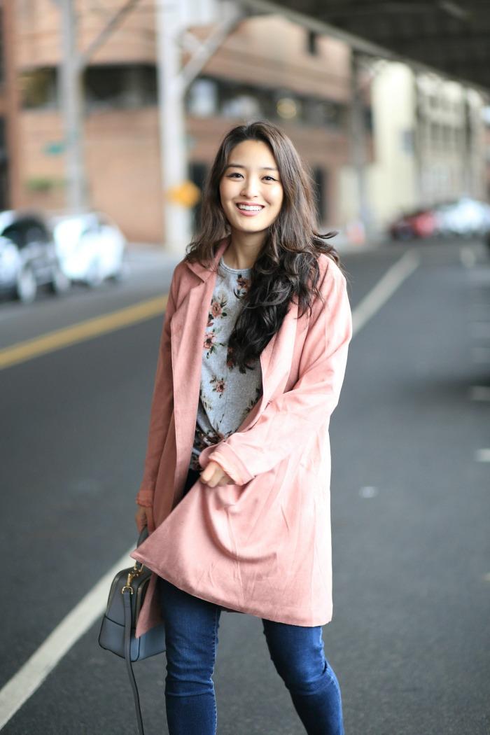 joh apparel blush jacket