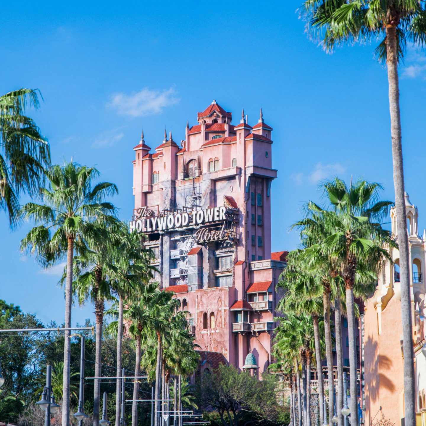 hollywood tower orlando