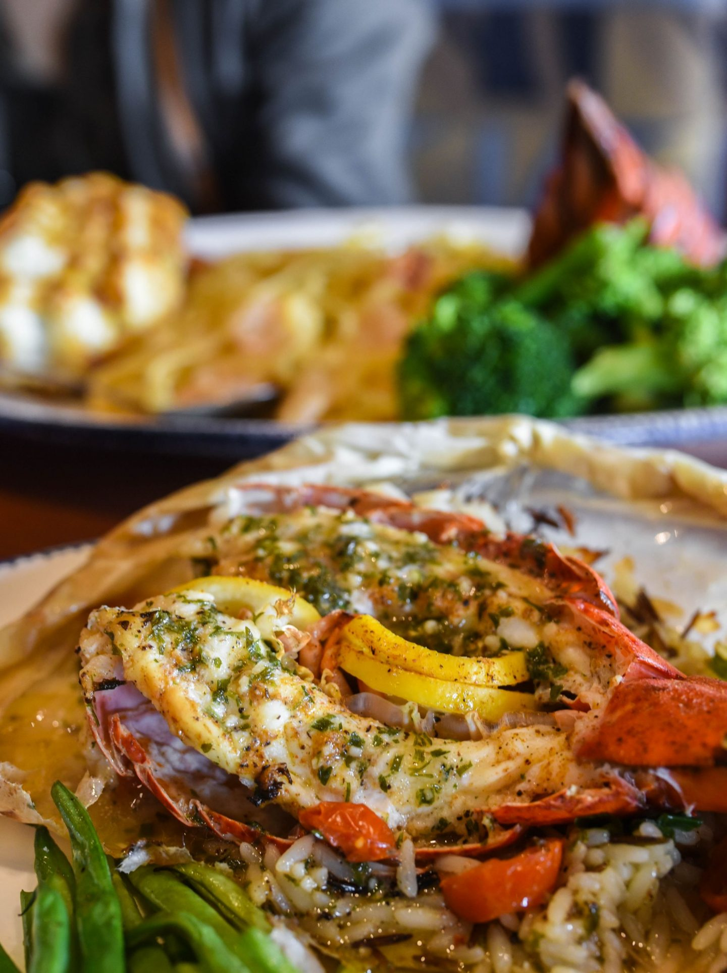 best lobster dishes at red lobster