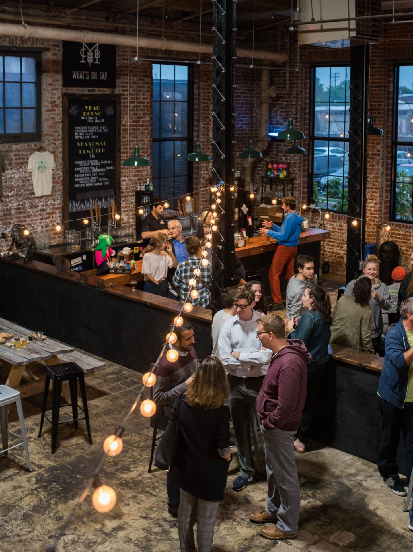 monument city brewery event