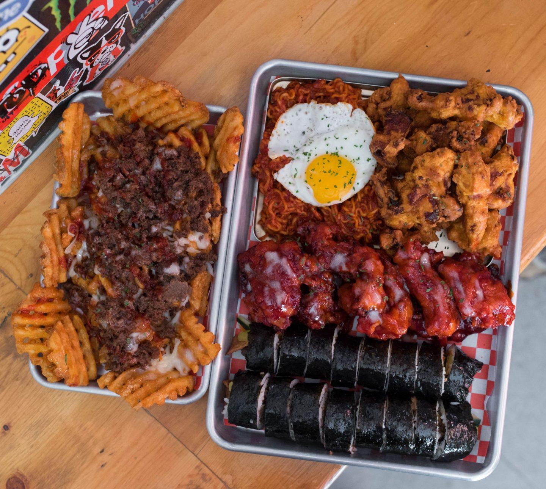aria korean fried chicken