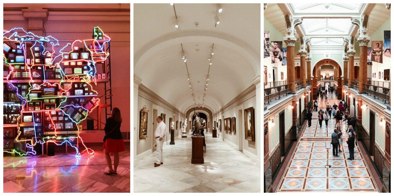national portrait gallery dc photos