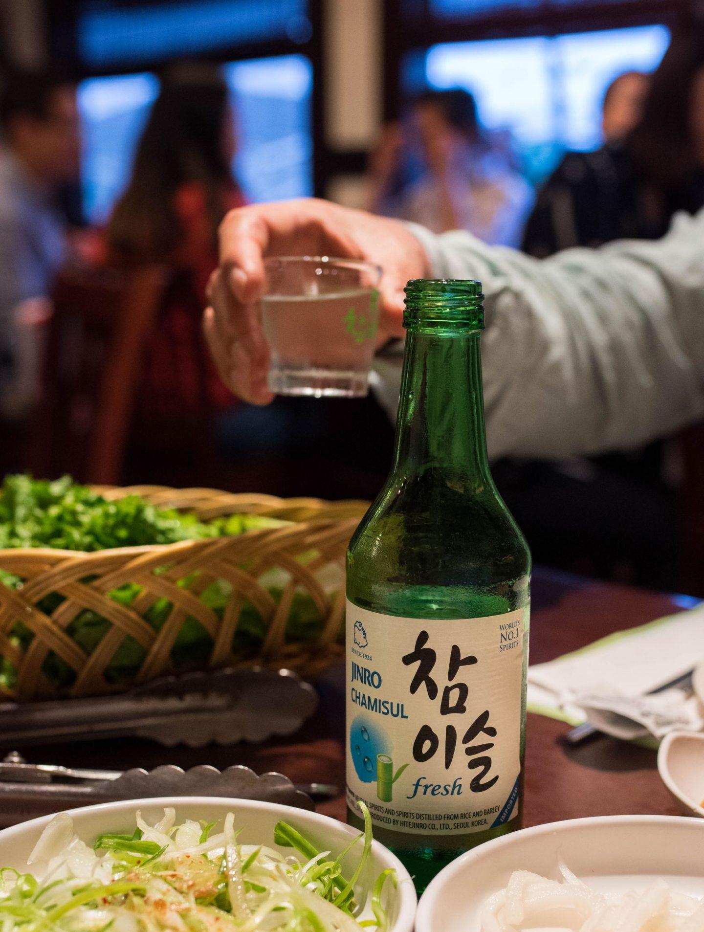 dong bang gril soju fort lee