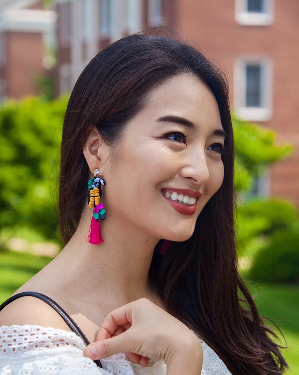 full line collection earrings