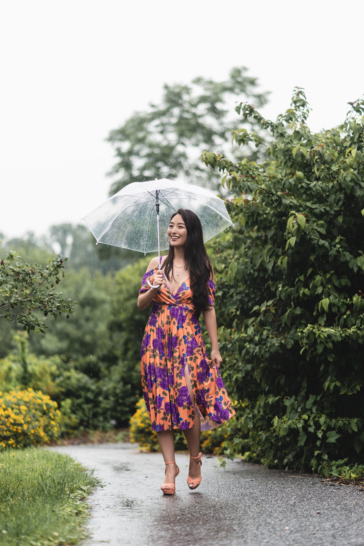 floral dresses from asos