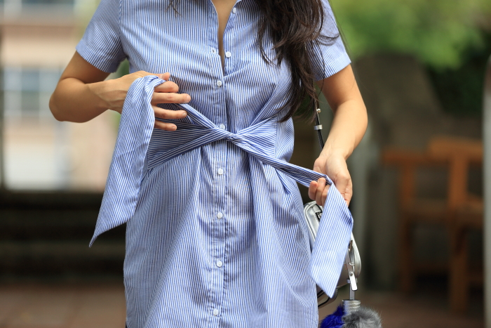 cute shirt dresses for summer