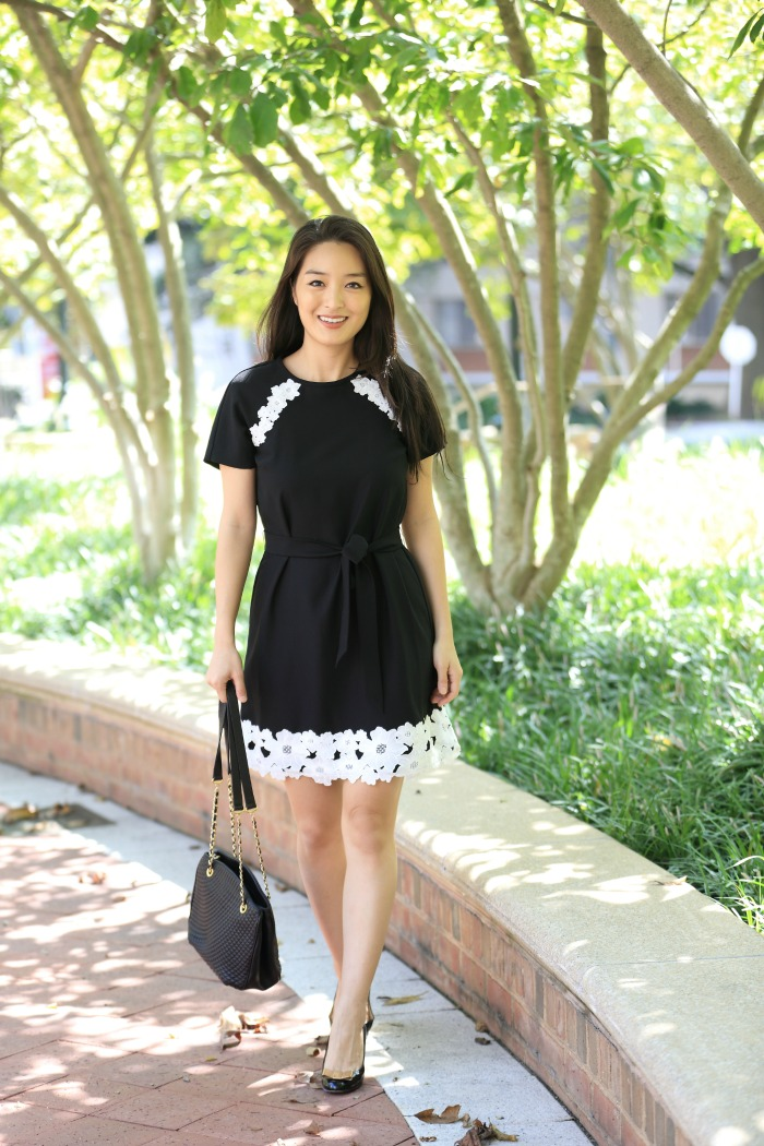 b5d94f7843df4 Why My New Kate Spade Dress is Perfect for Work - Sensible Stylista