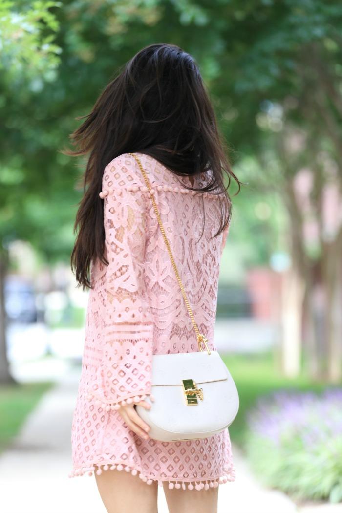 cute pink dresses