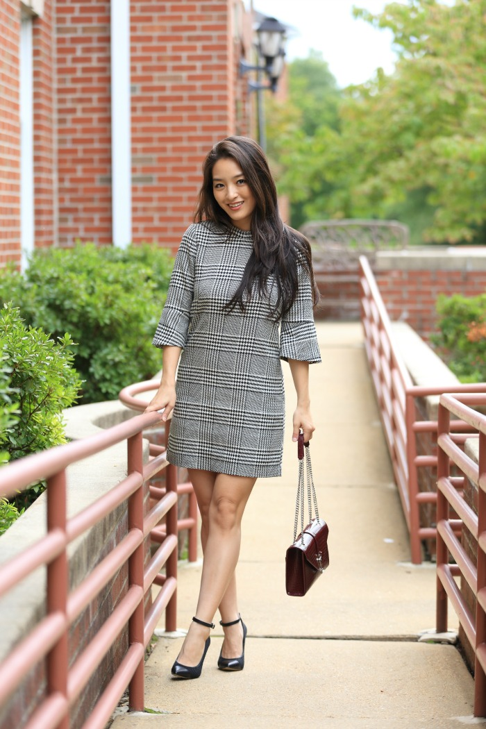 Checkered Dress from H&M