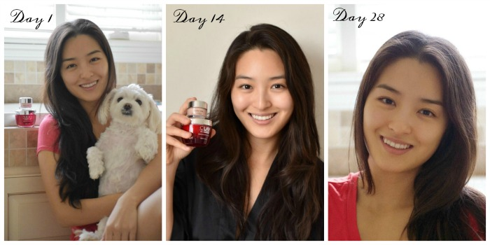 Olay 28 Day Challenge results