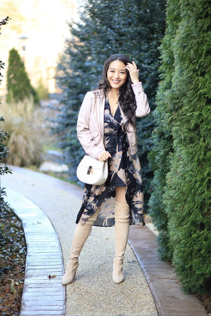cute blush jackets