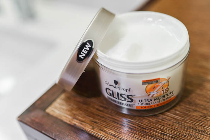 gliss hair treatment