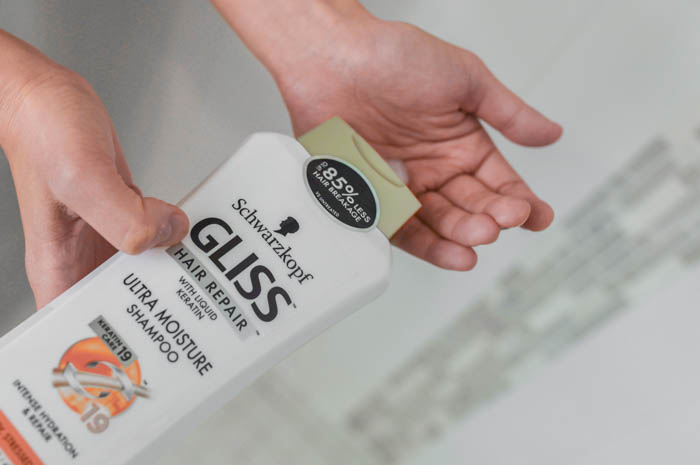 Restore Hair Health with gliss