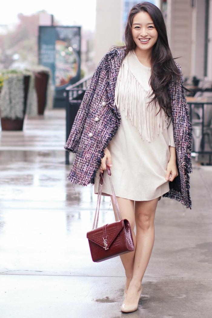 joh apparel fringe dresses