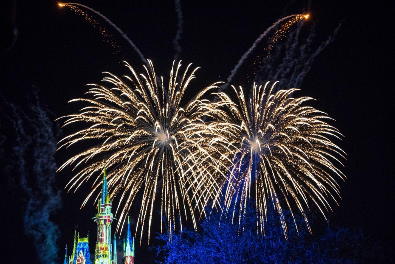 fireworks in orlando