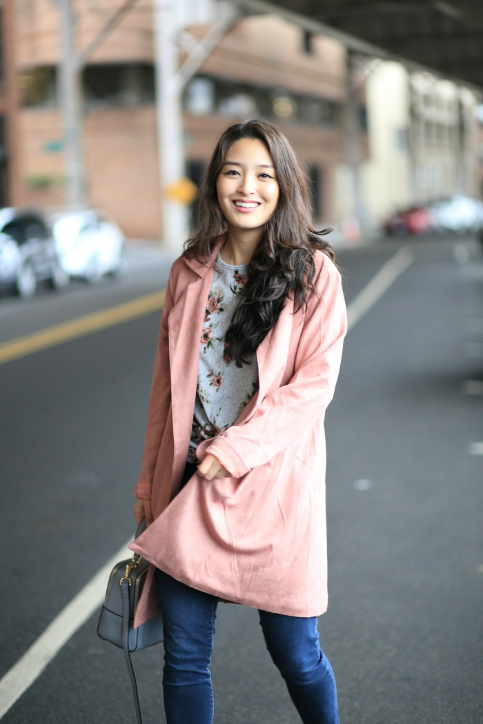 joh apparel blush jacket