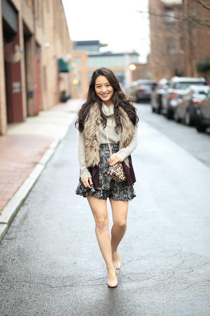new skirt from zara