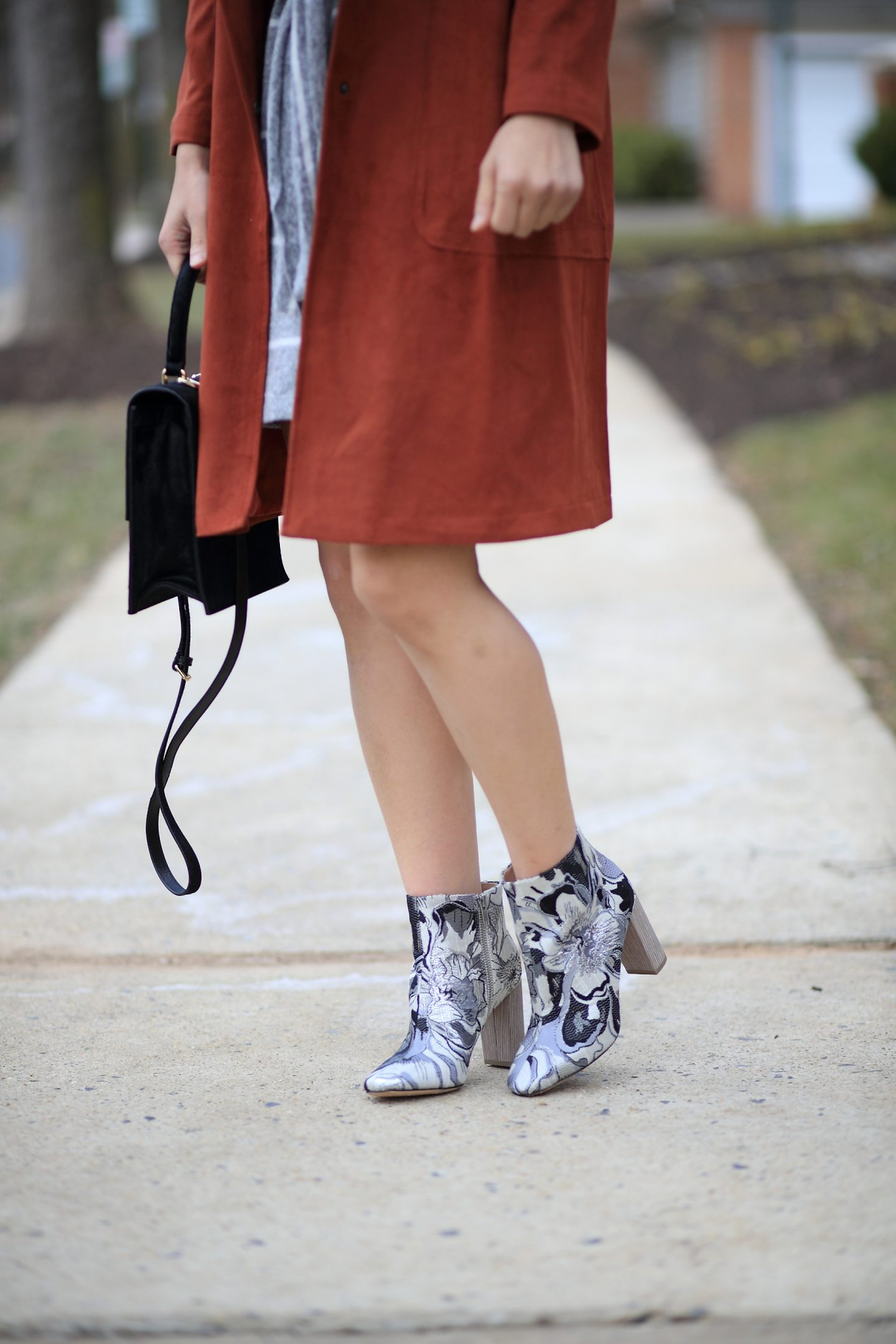 embroidered boots