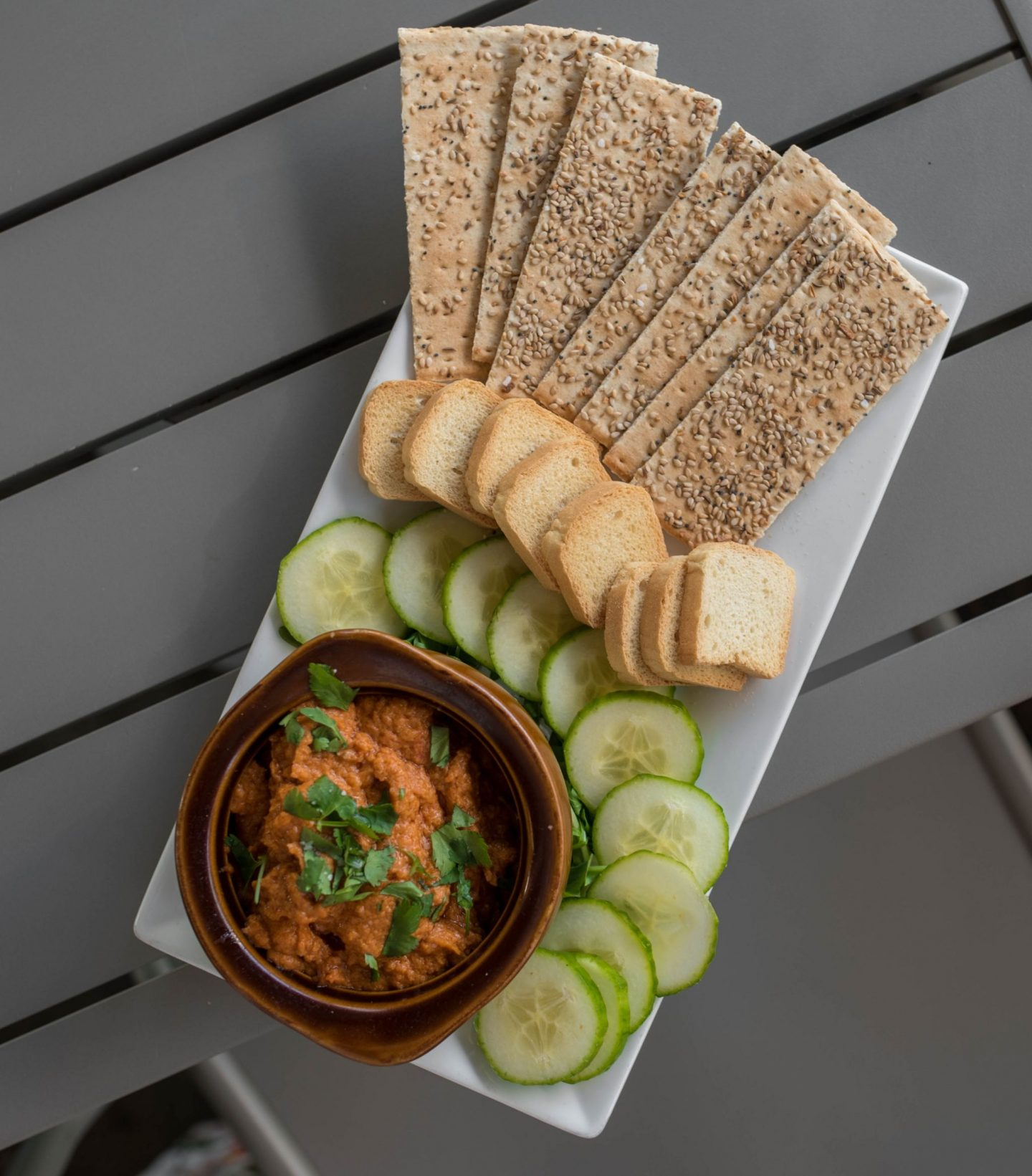 baltimore cultured spicy hummus