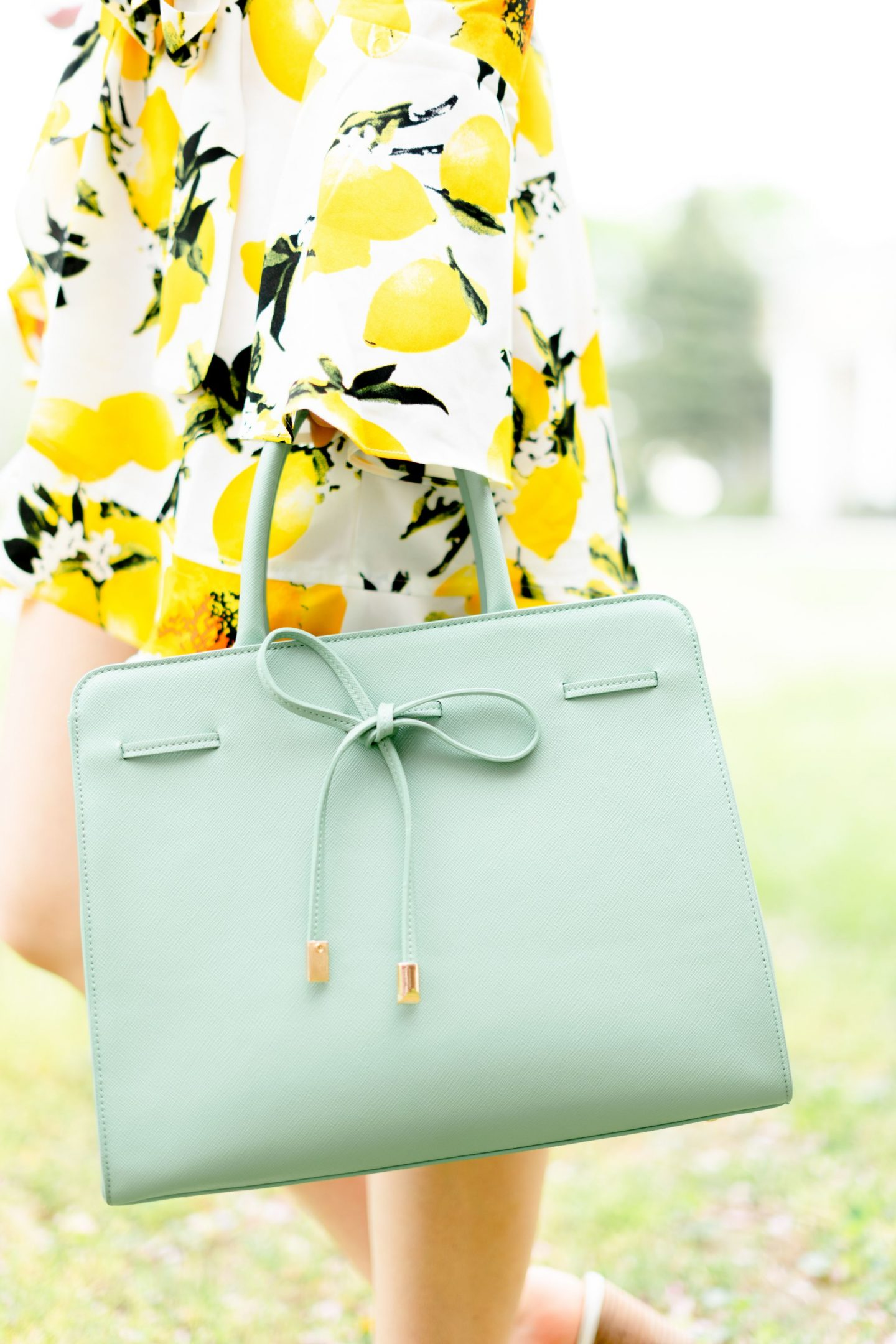 alifaa mint bag
