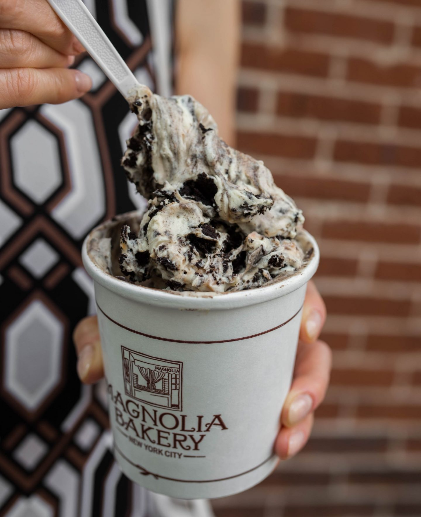 Favorite Eats in New York City magnolia bakery