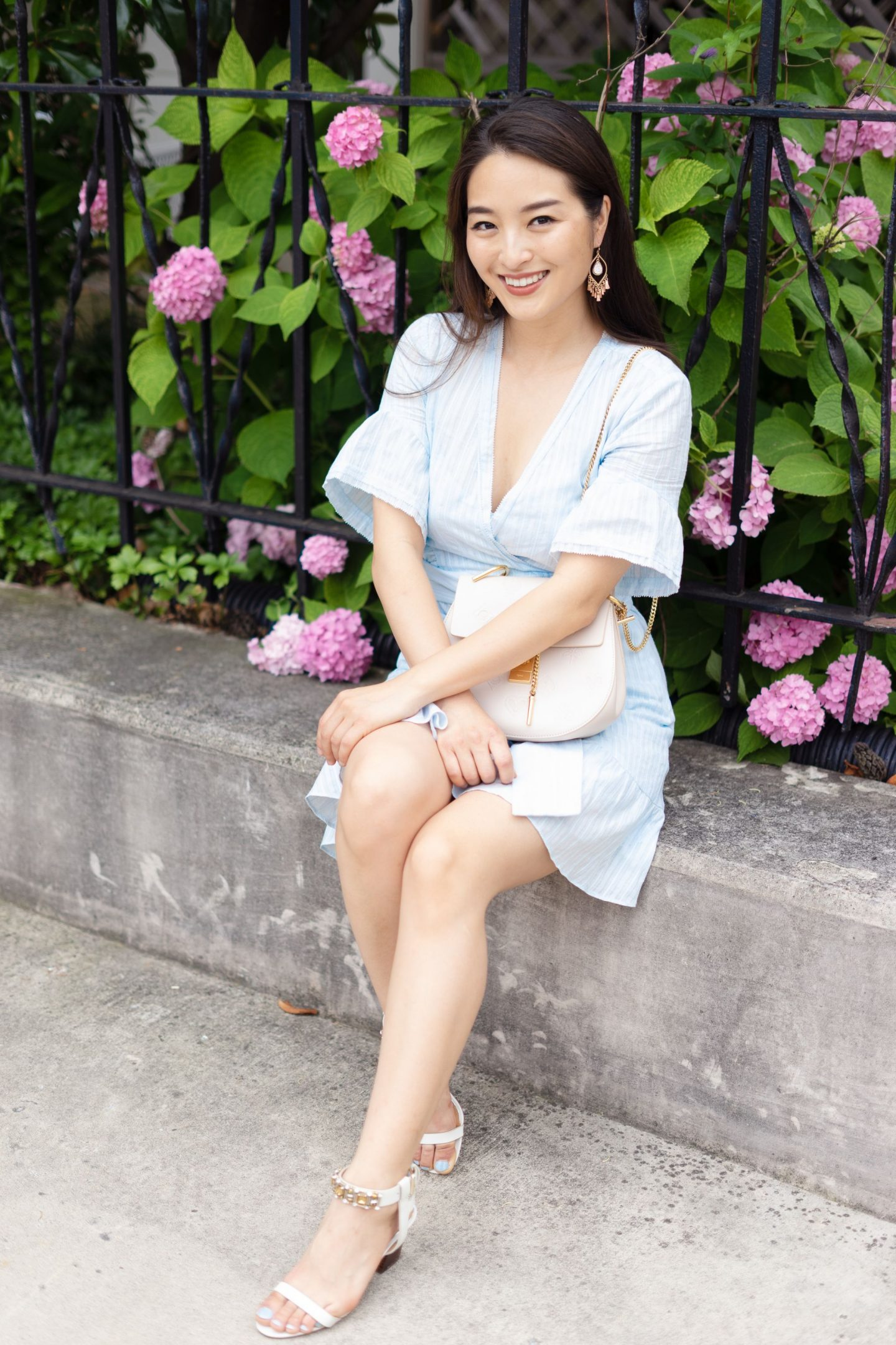 baltimore fashion blogger in stitch fix