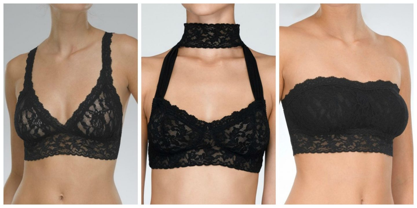 3ff1515ae350d Hanky Panky has SO many great options available. I m wearing their retro  longline bralette ( 68) for today s post