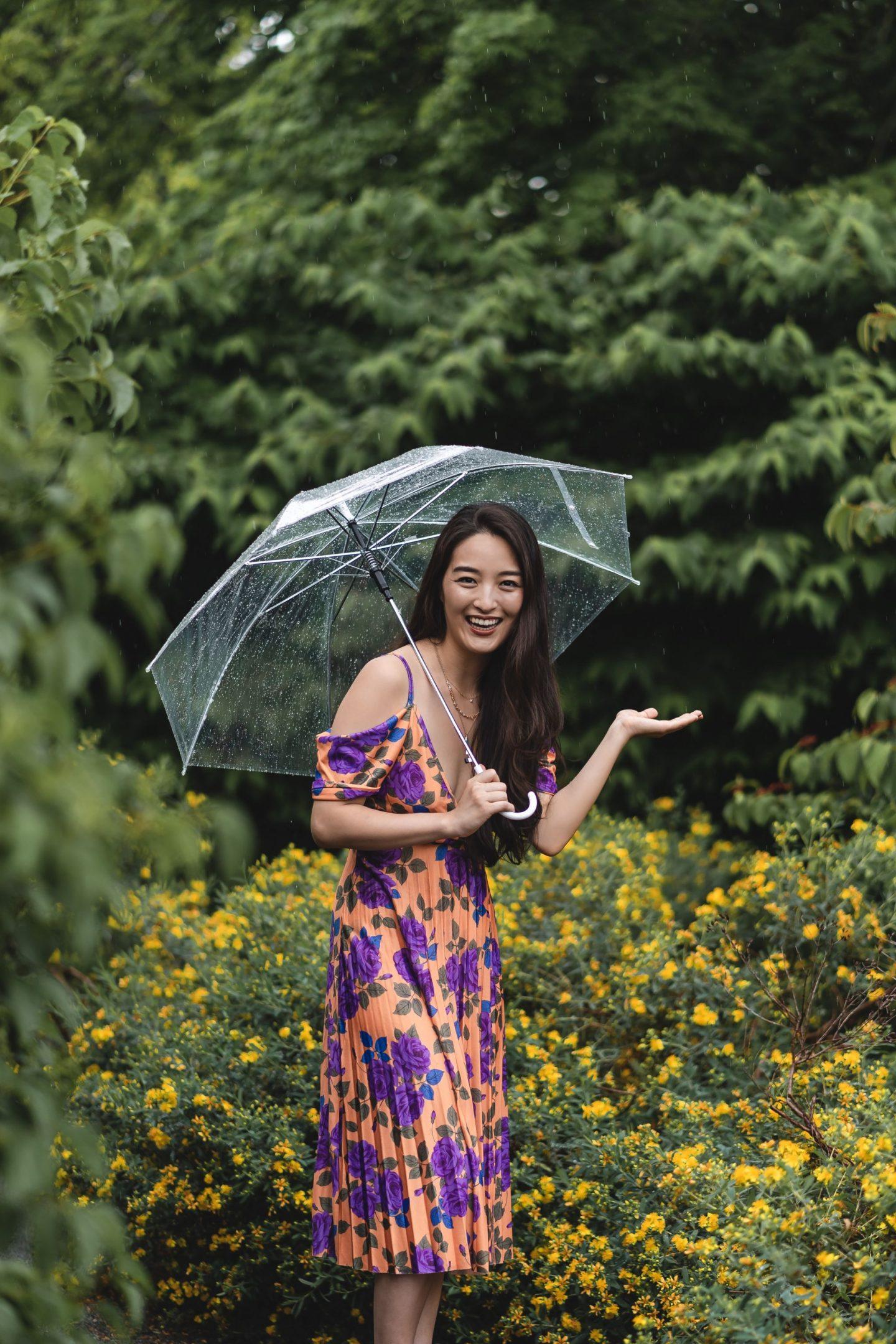 floral midi dresses