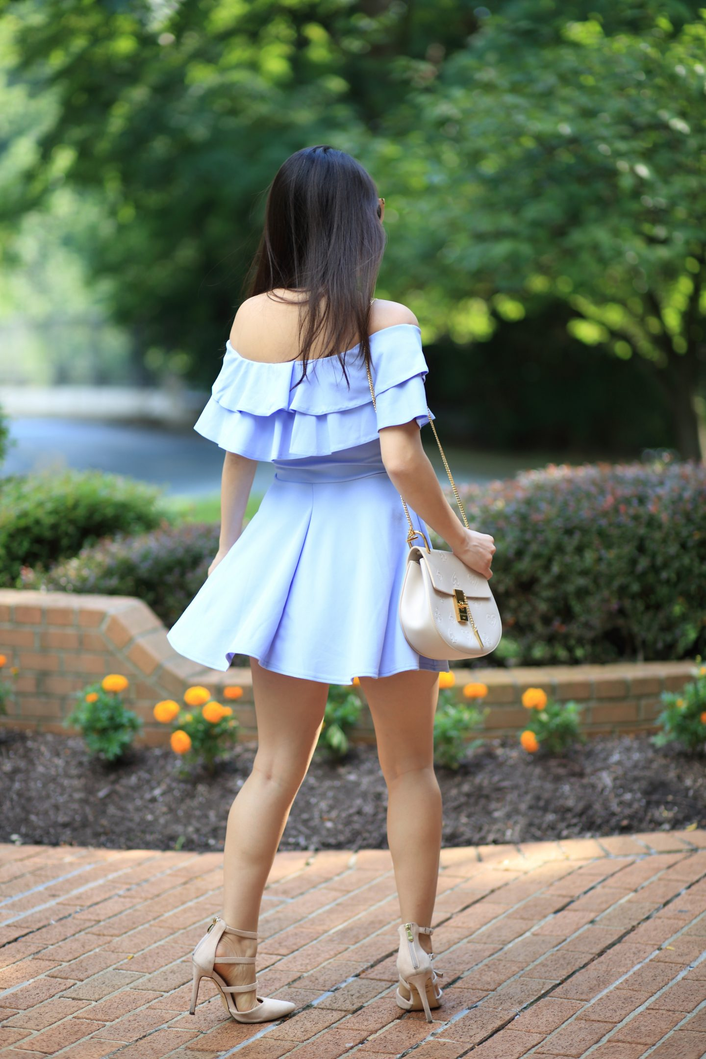 ruffle summer dresses