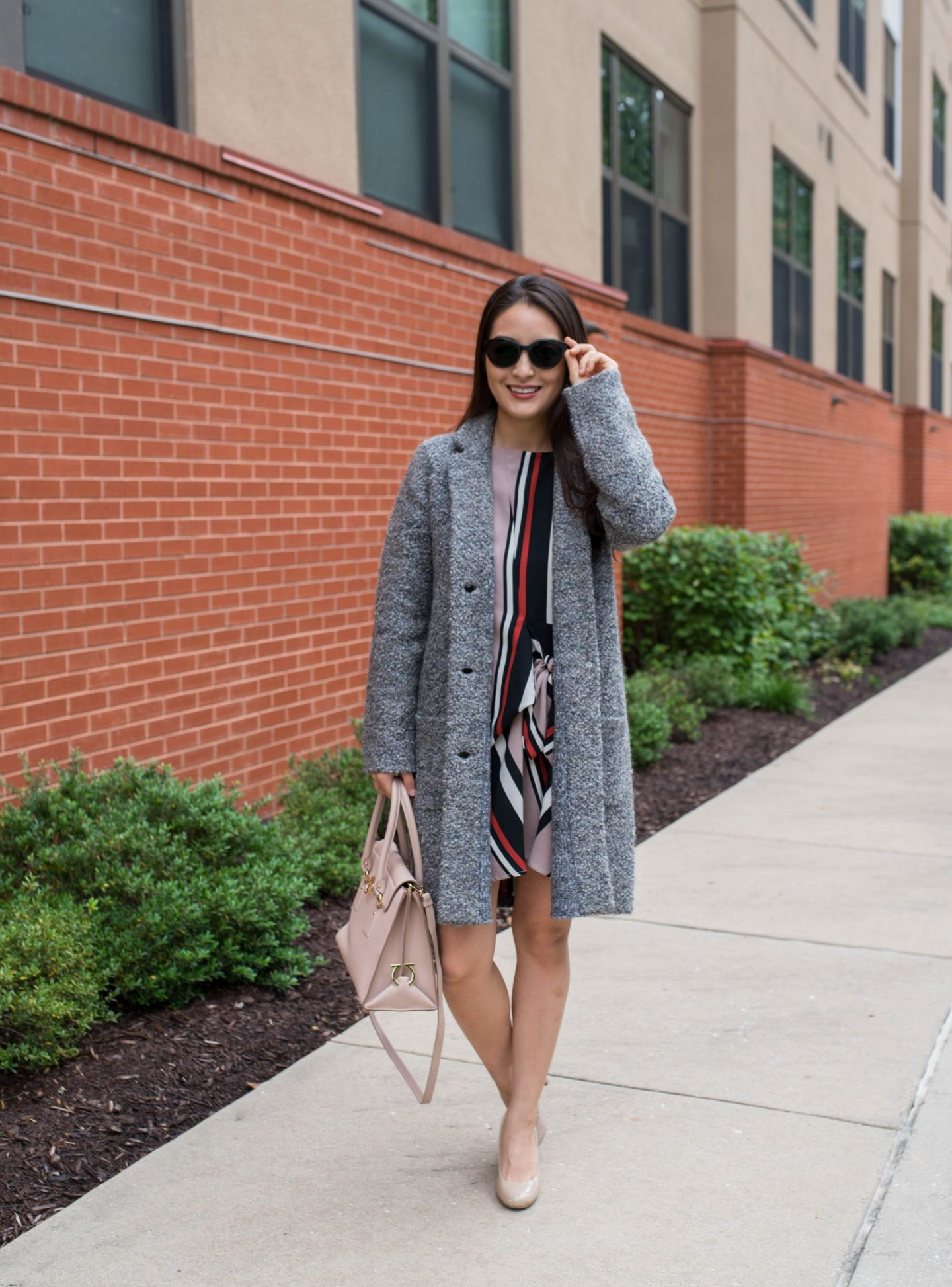 repeat cashmere coat