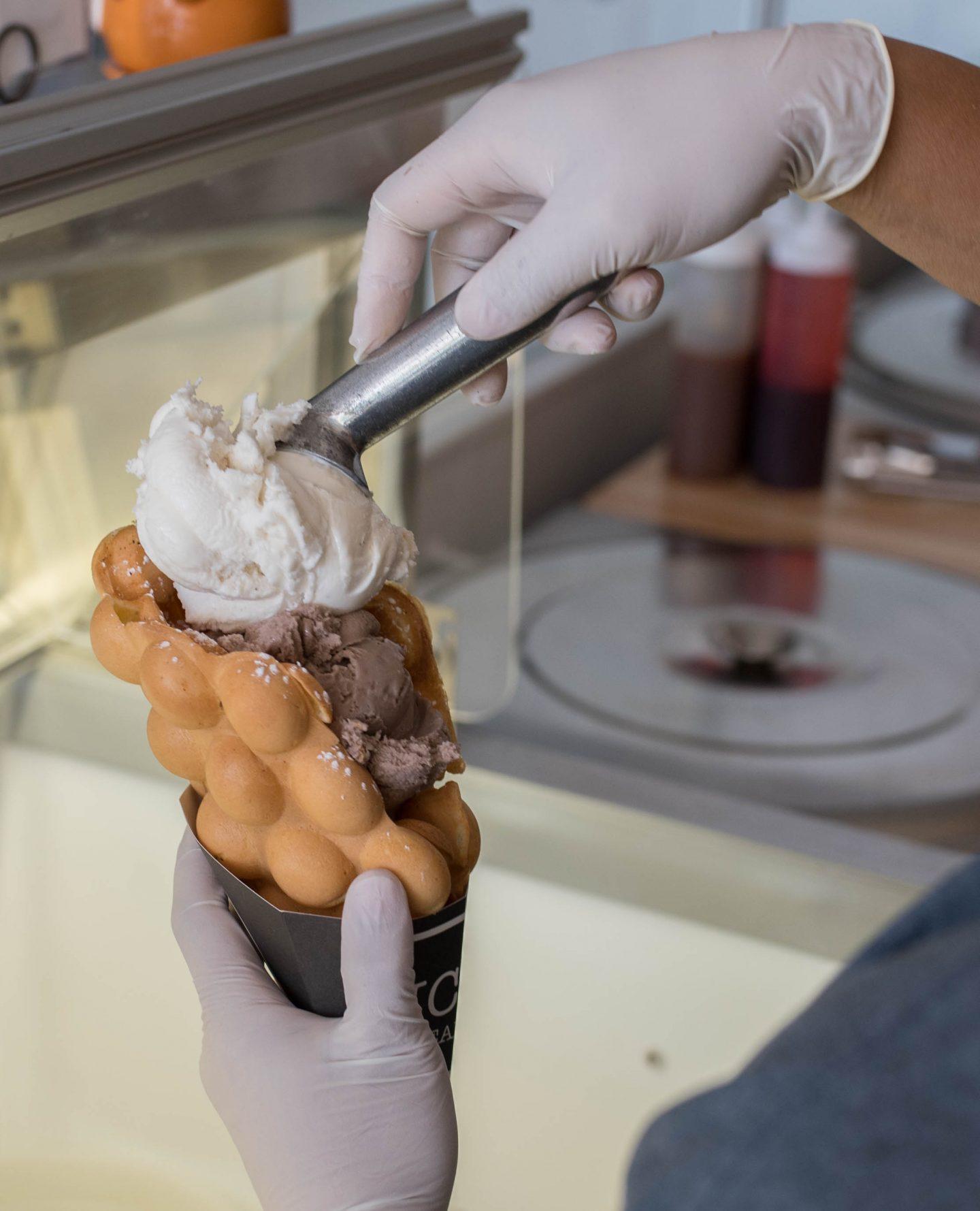 ice3 creamery gelato