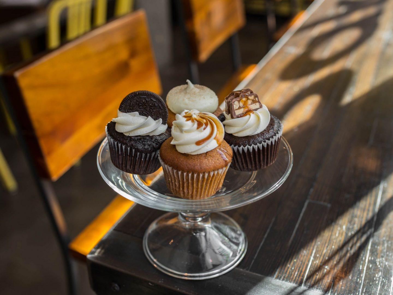 bakeshop cupcakes