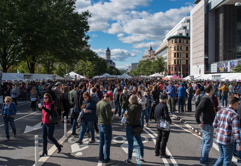 snallygaster beer festival