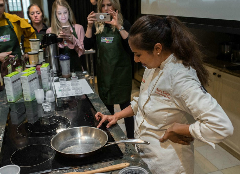 suzy singh now chef
