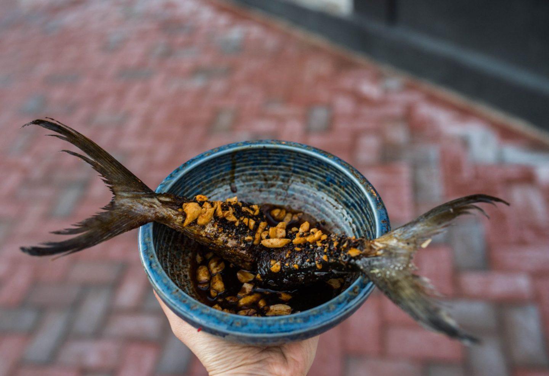 mackerel appetizer alewife