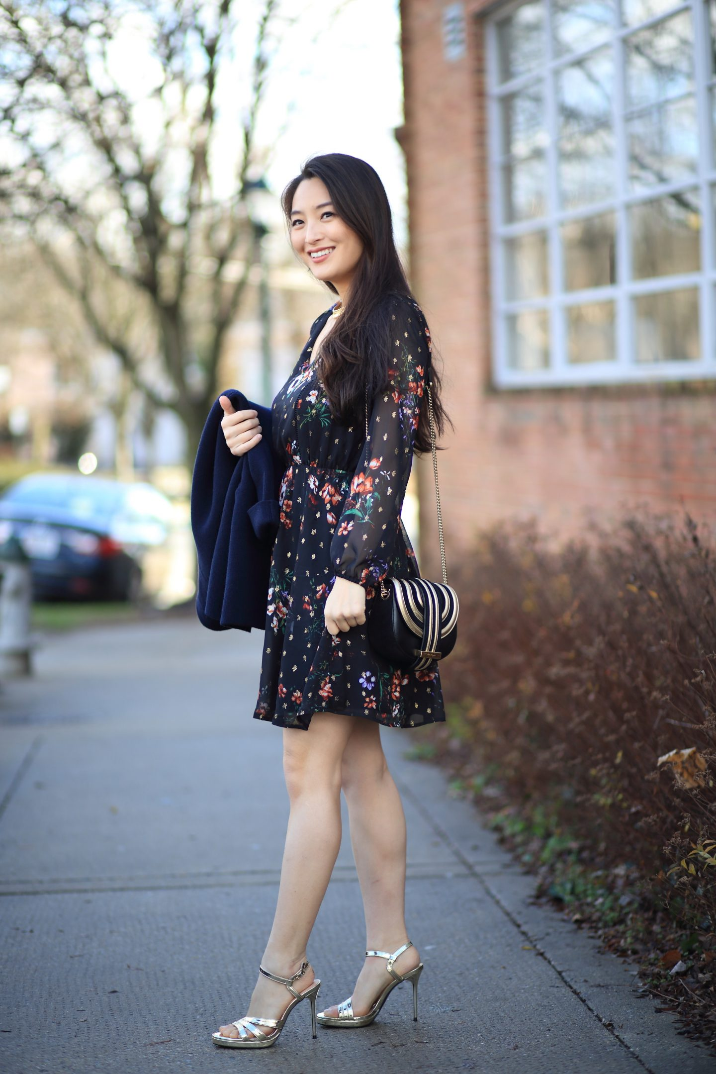 stitch fix floral dress