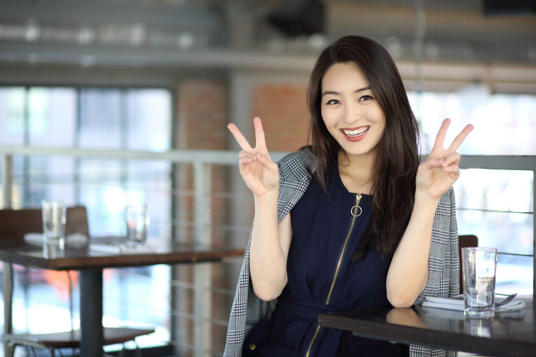 kimberly kong asian blogger