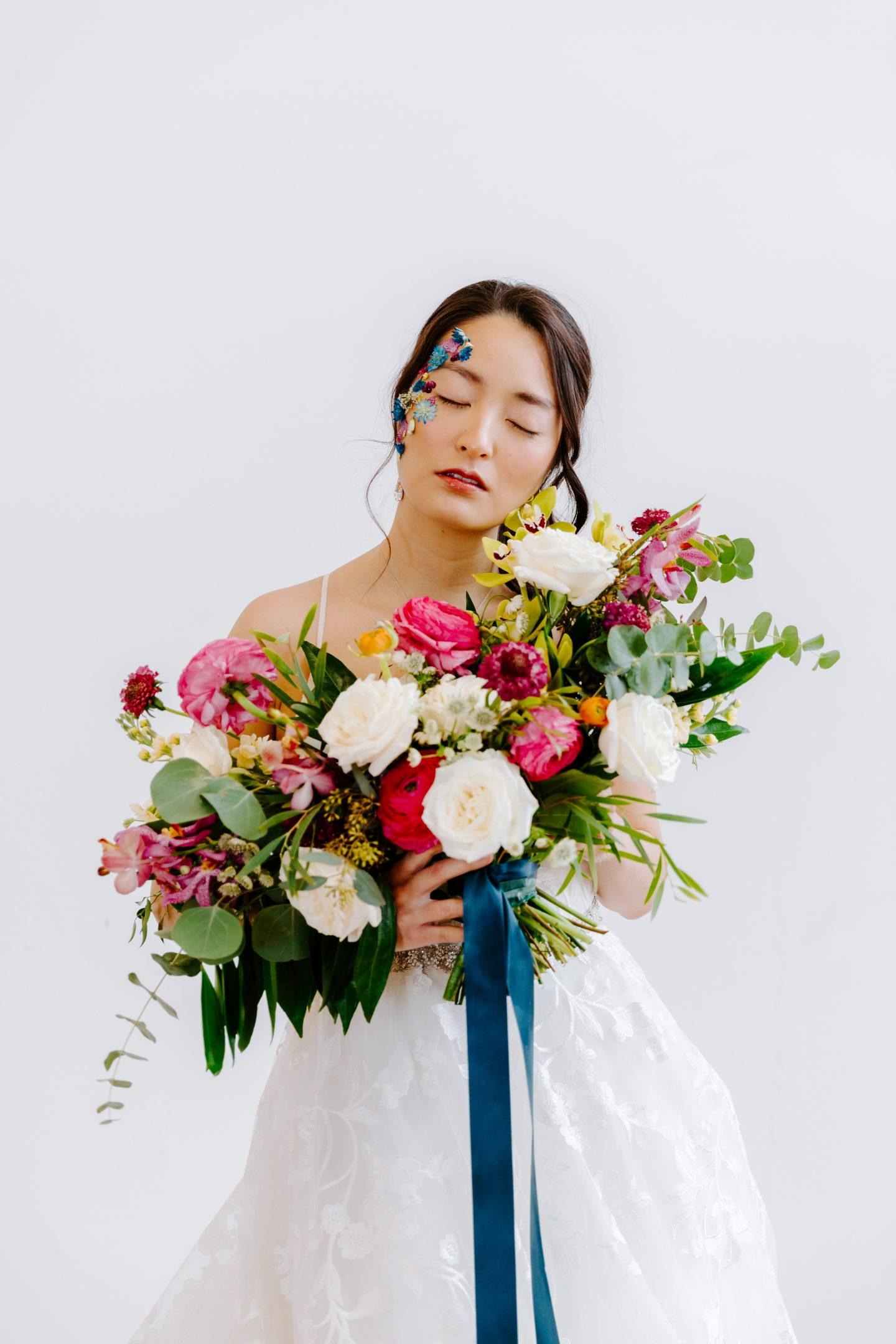fancy floral bouquet